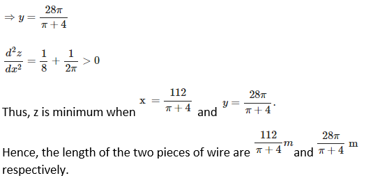 RD Sharma Solutions for Class 12 Maths Chapter 18 Maxima and Minima Image 29