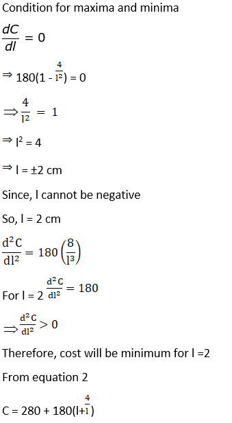 RD Sharma Solutions for Class 12 Maths Chapter 18 Maxima and Minima Image 48