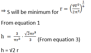 RD Sharma Solutions for Class 12 Maths Chapter 18 Maxima and Minima Image 66