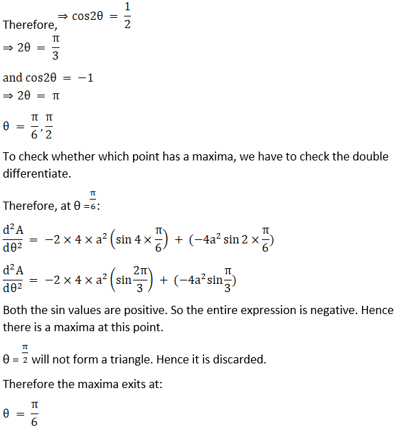 RD Sharma Solutions for Class 12 Maths Chapter 18 Maxima and Minima Image 80