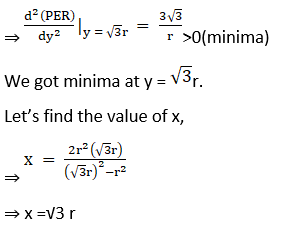 RD Sharma Solutions for Class 12 Maths Chapter 18 Maxima and Minima Image 86
