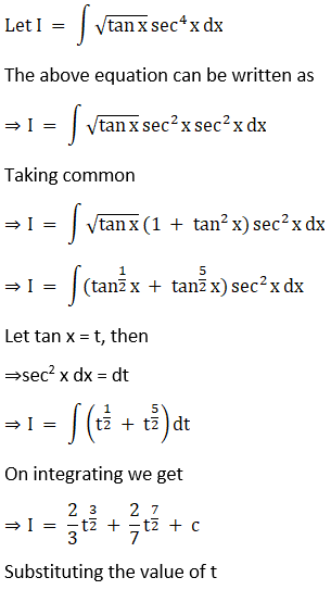 RD Sharma Solutions for Class 12 Maths Chapter 19 Indefinite Integrals Image 202