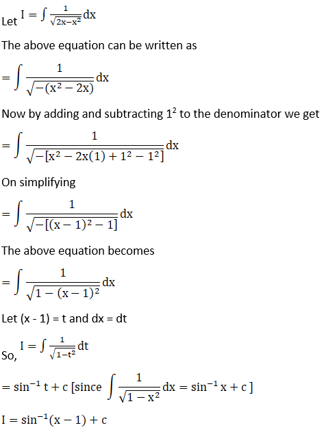RD Sharma Solutions for Class 12 Maths Chapter 19 Indefinite Integrals Image 267