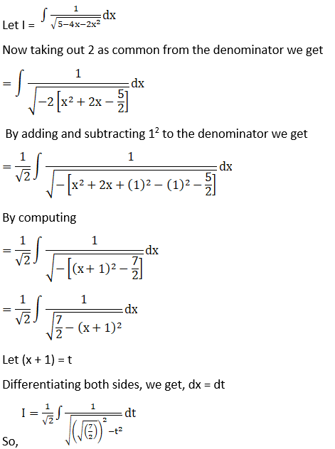 RD Sharma Solutions for Class 12 Maths Chapter 19 Indefinite Integrals Image 273