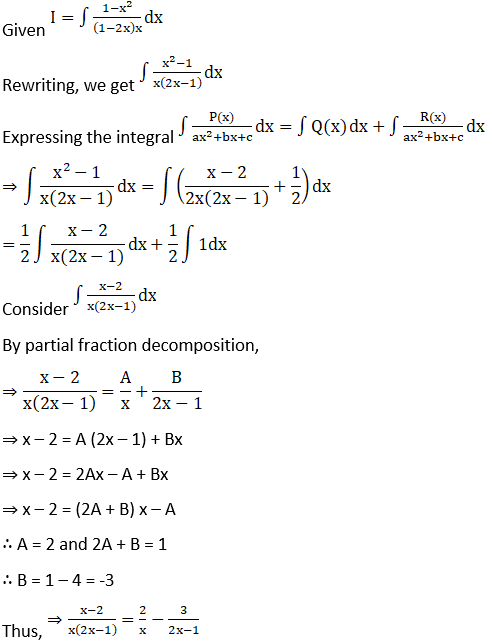 RD Sharma Solutions for Class 12 Maths Chapter 19 Indefinite Integrals Image 337