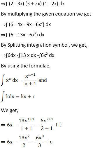 RD Sharma Solutions for Class 12 Maths Chapter 19 Indefinite Integrals Image 34