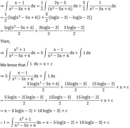 RD Sharma Solutions for Class 12 Maths Chapter 19 Indefinite Integrals Image 346