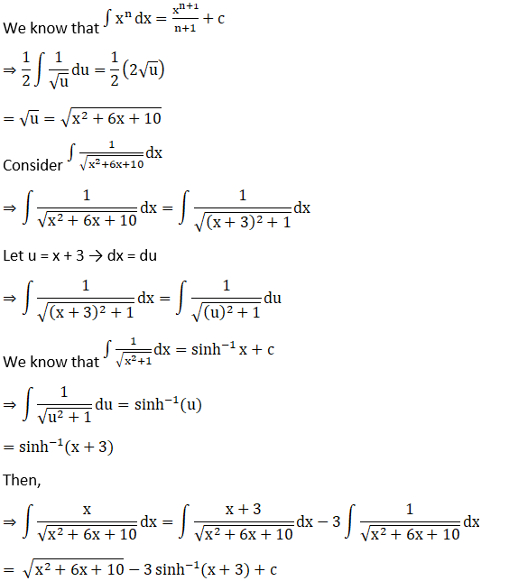 RD Sharma Solutions for Class 12 Maths Chapter 19 Indefinite Integrals Image 357