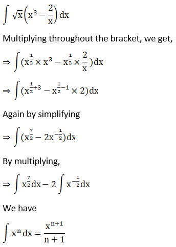 RD Sharma Solutions for Class 12 Maths Chapter 19 Indefinite Integrals Image 51