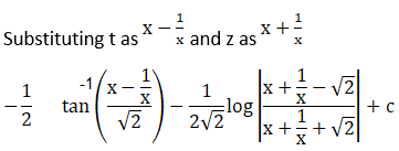 RD Sharma Solutions for Class 12 Maths Chapter 19 Indefinite Integrals Image 535