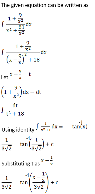 RD Sharma Solutions for Class 12 Maths Chapter 19 Indefinite Integrals Image 537