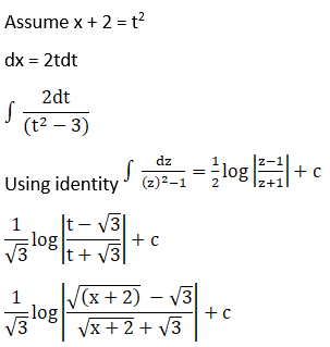 RD Sharma Solutions for Class 12 Maths Chapter 19 Indefinite Integrals Image 546