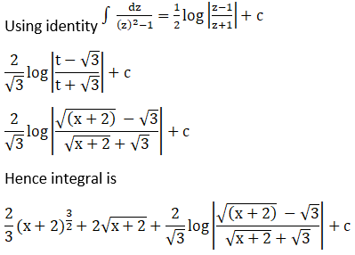 RD Sharma Solutions for Class 12 Maths Chapter 19 Indefinite Integrals Image 555