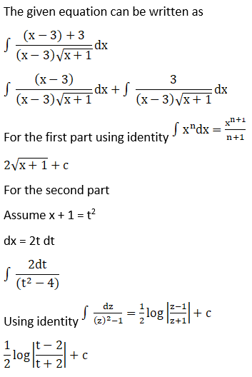RD Sharma Solutions for Class 12 Maths Chapter 19 Indefinite Integrals Image 557