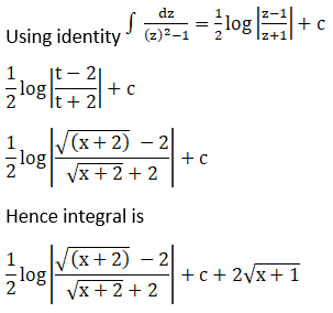RD Sharma Solutions for Class 12 Maths Chapter 19 Indefinite Integrals Image 558