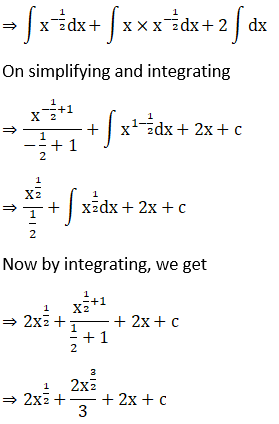 RD Sharma Solutions for Class 12 Maths Chapter 19 Indefinite Integrals Image 58