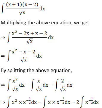 RD Sharma Solutions for Class 12 Maths Chapter 19 Indefinite Integrals Image 63
