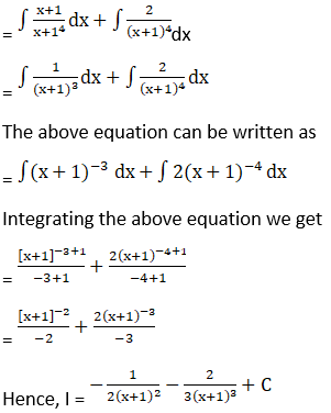 RD Sharma Solutions for Class 12 Maths Chapter 19 Indefinite Integrals Image 80