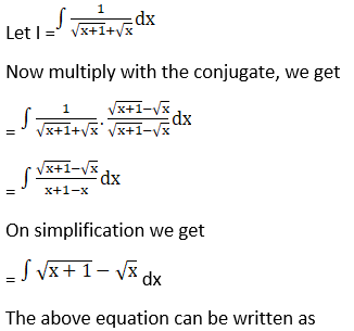 RD Sharma Solutions for Class 12 Maths Chapter 19 Indefinite Integrals Image 82