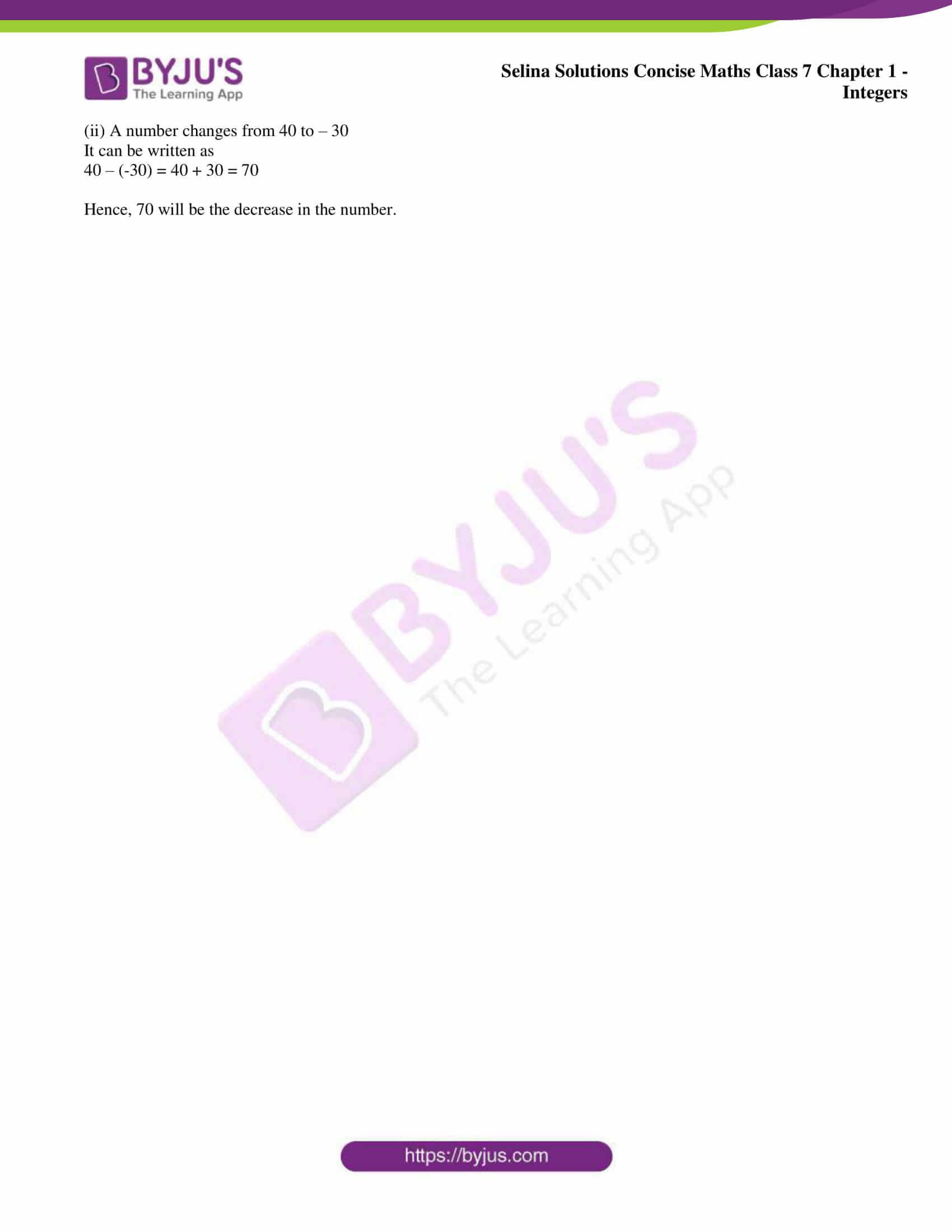 selina sol concise maths class 7 ch1 ex 1d 6
