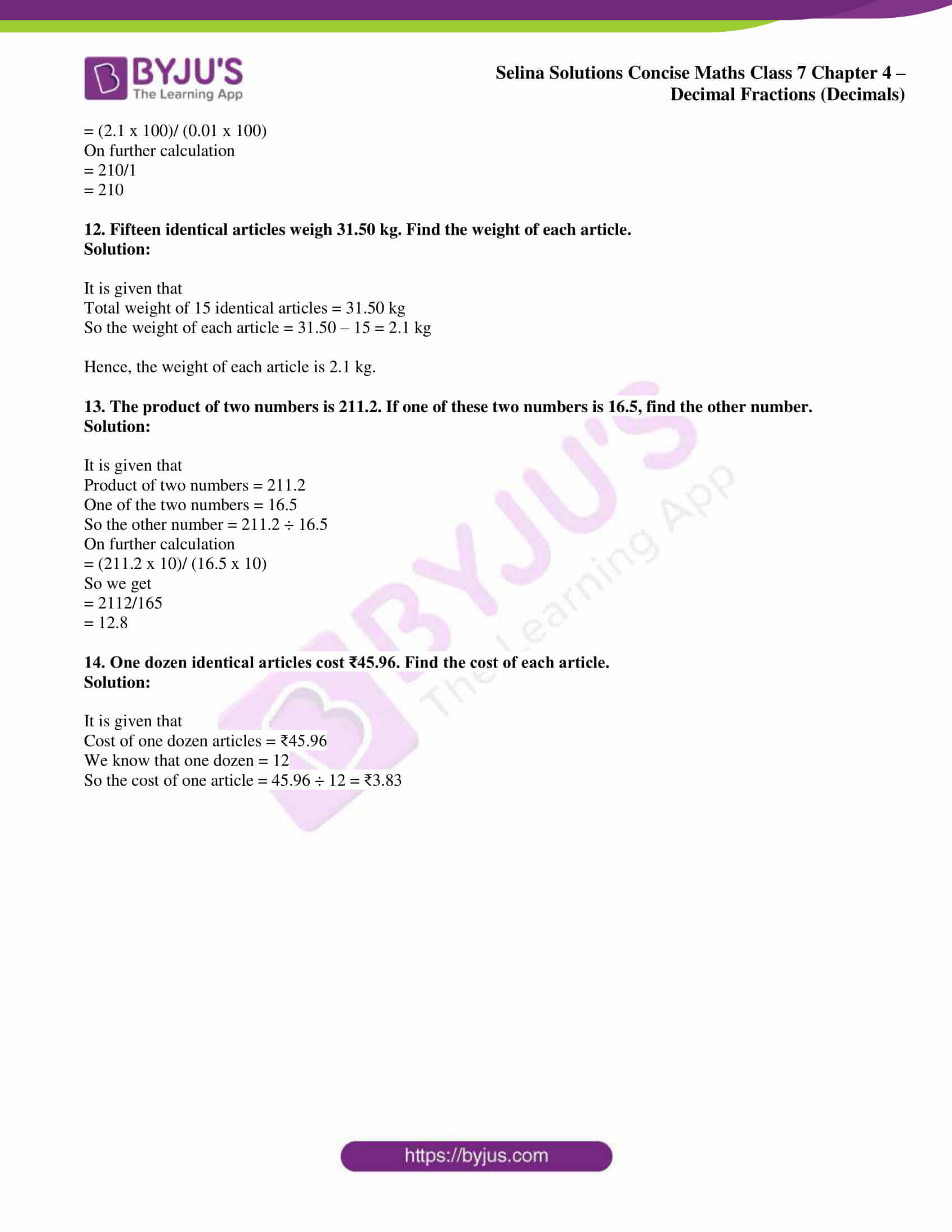 selina sol concise maths class 7 ch4 ex 4c 16