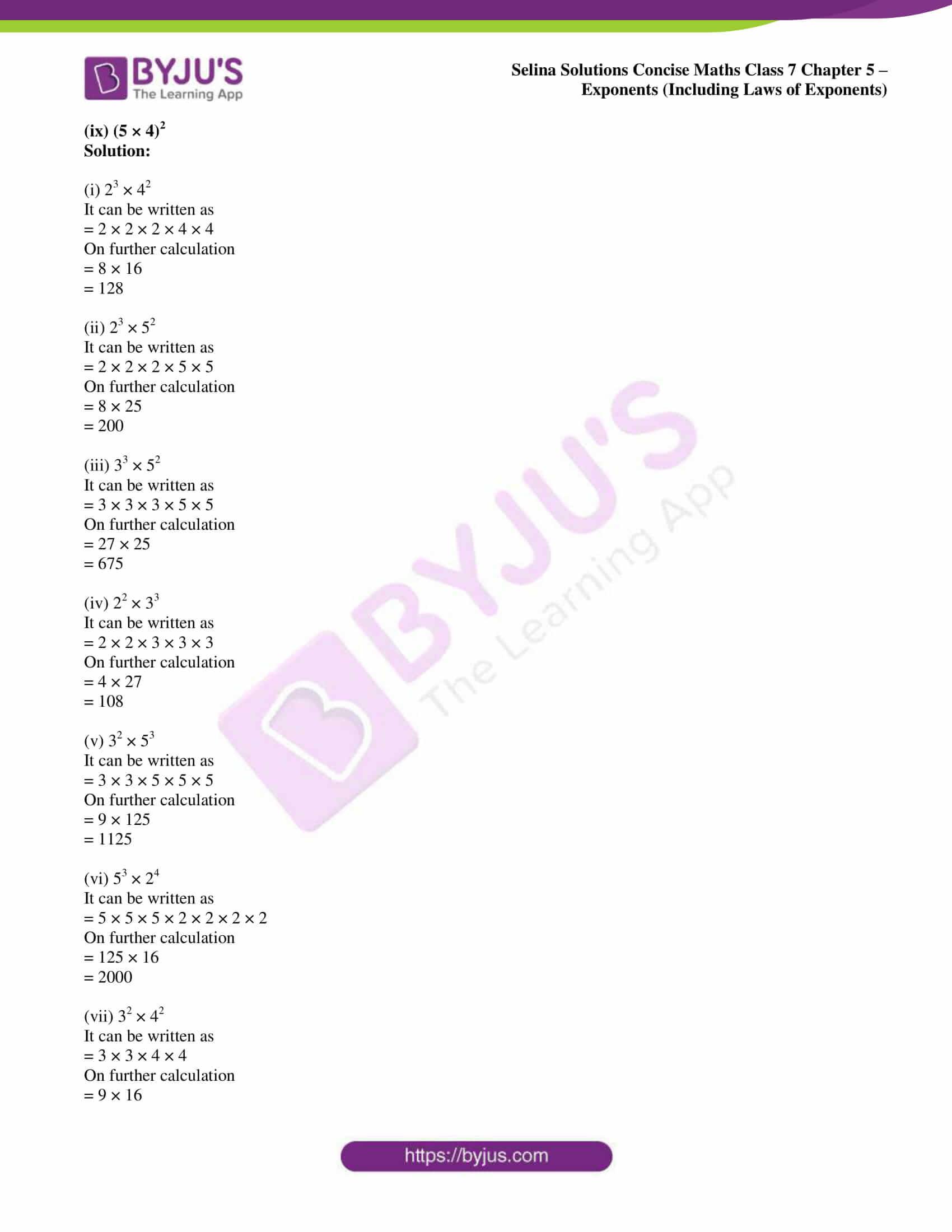 selina sol concise maths class 7 ch5 ex 5a 02