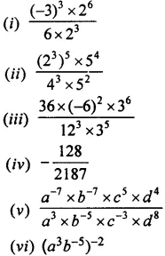 Selina Solutions Concise Maths Class 7 Chapter 5 Image 25