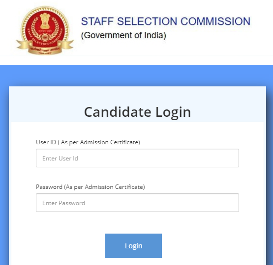 SSC CGL 2019 Answer Key Tier I Exam
