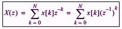 z-transform formula