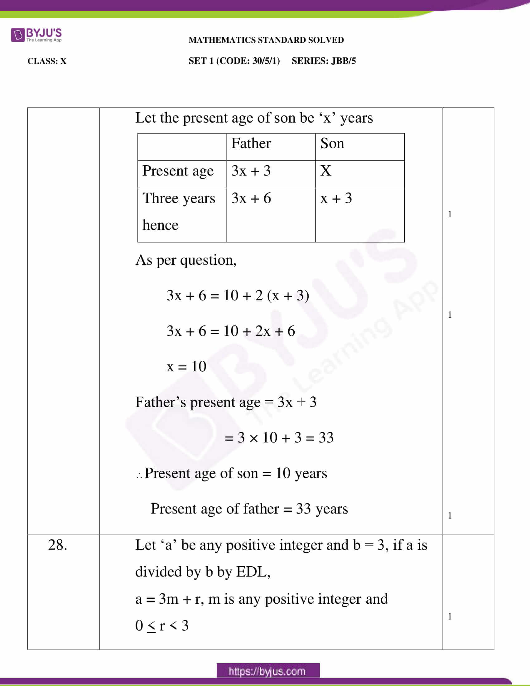 cbse class 10 maths standard question paper solution 2020 set 1 09