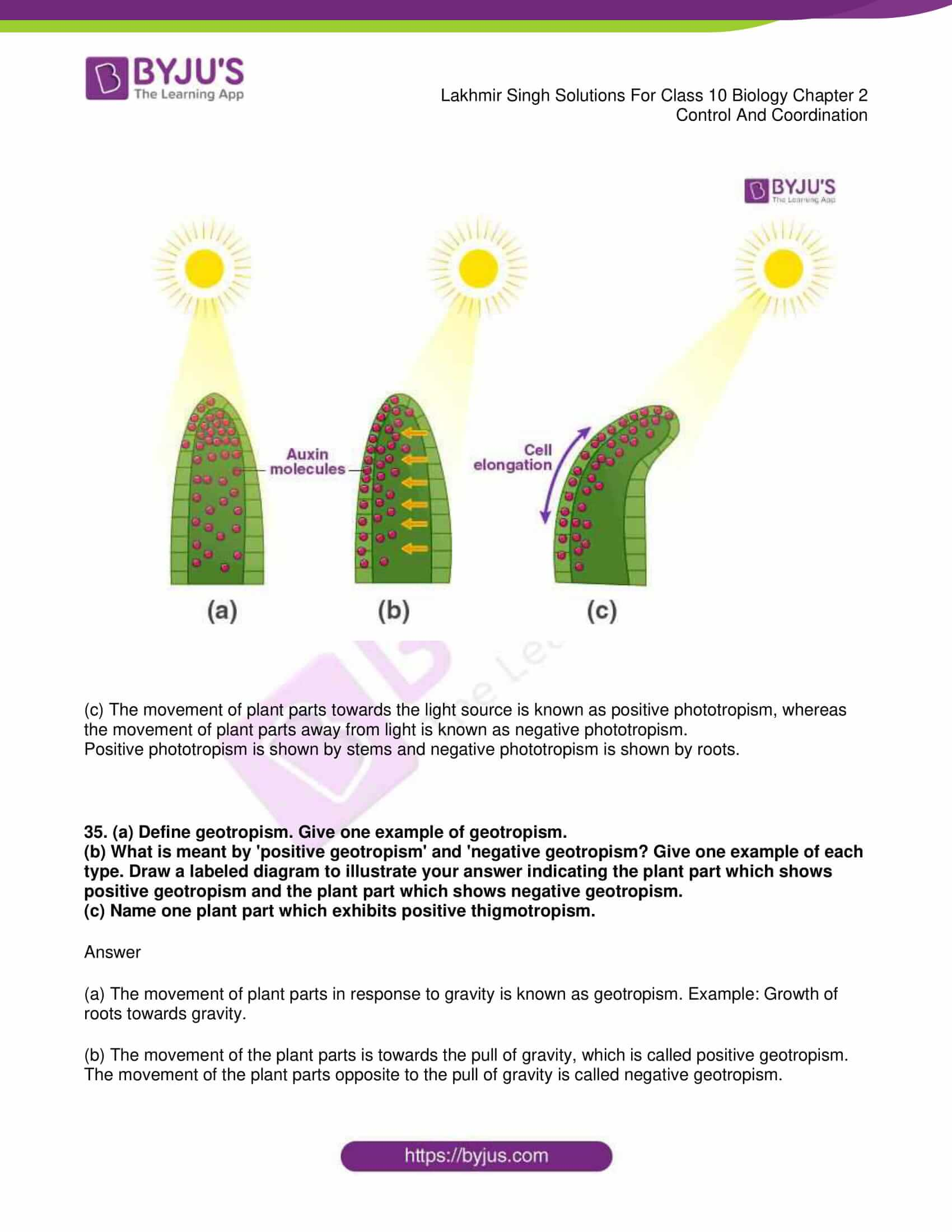 lakhmir singh sol class 10 biology chapter 2 11