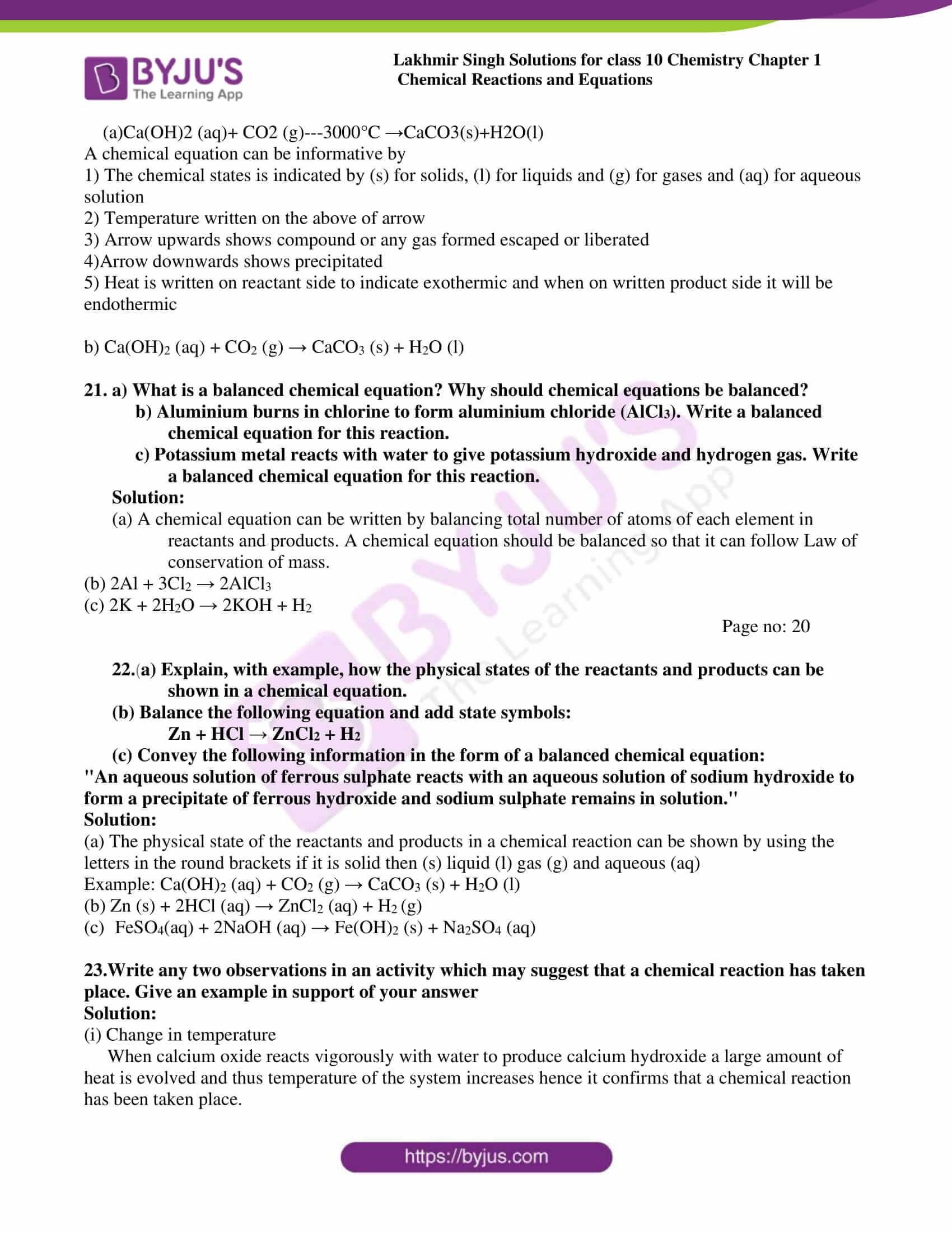 lakhmir singh sol class 10 che chapter 1 06