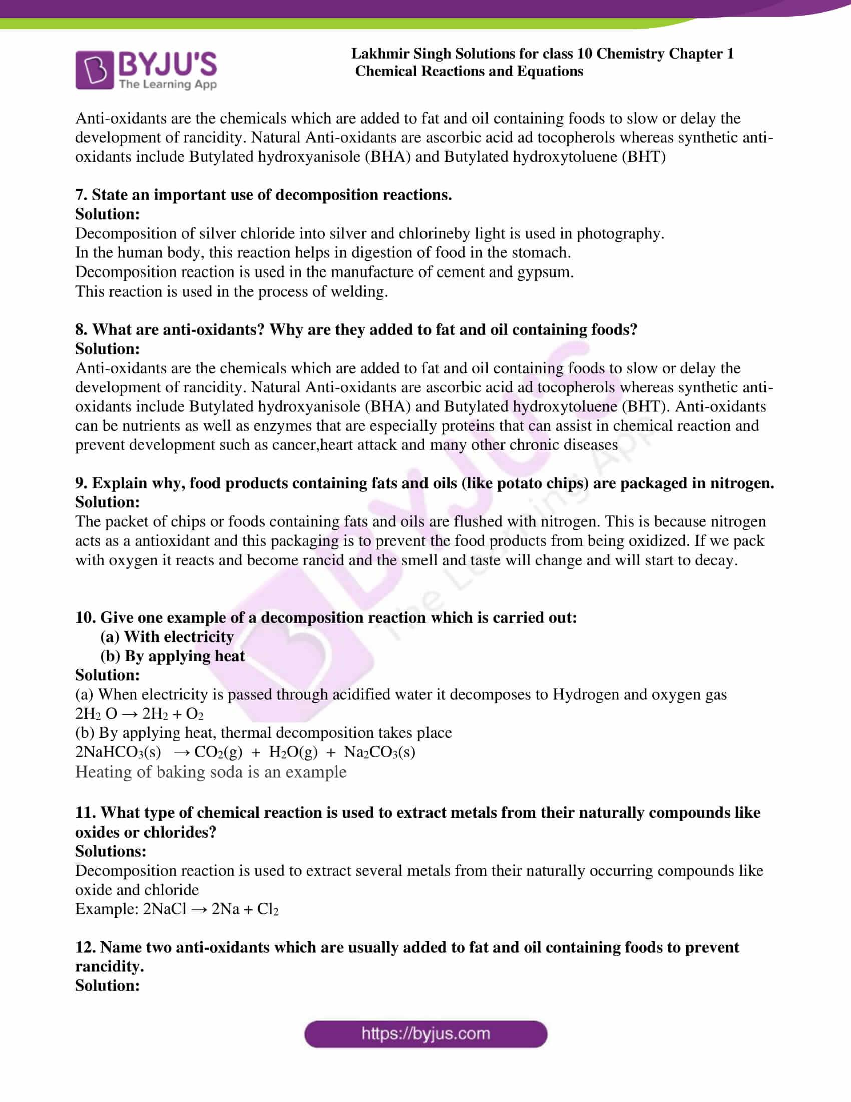 lakhmir singh sol class 10 che chapter 1 17