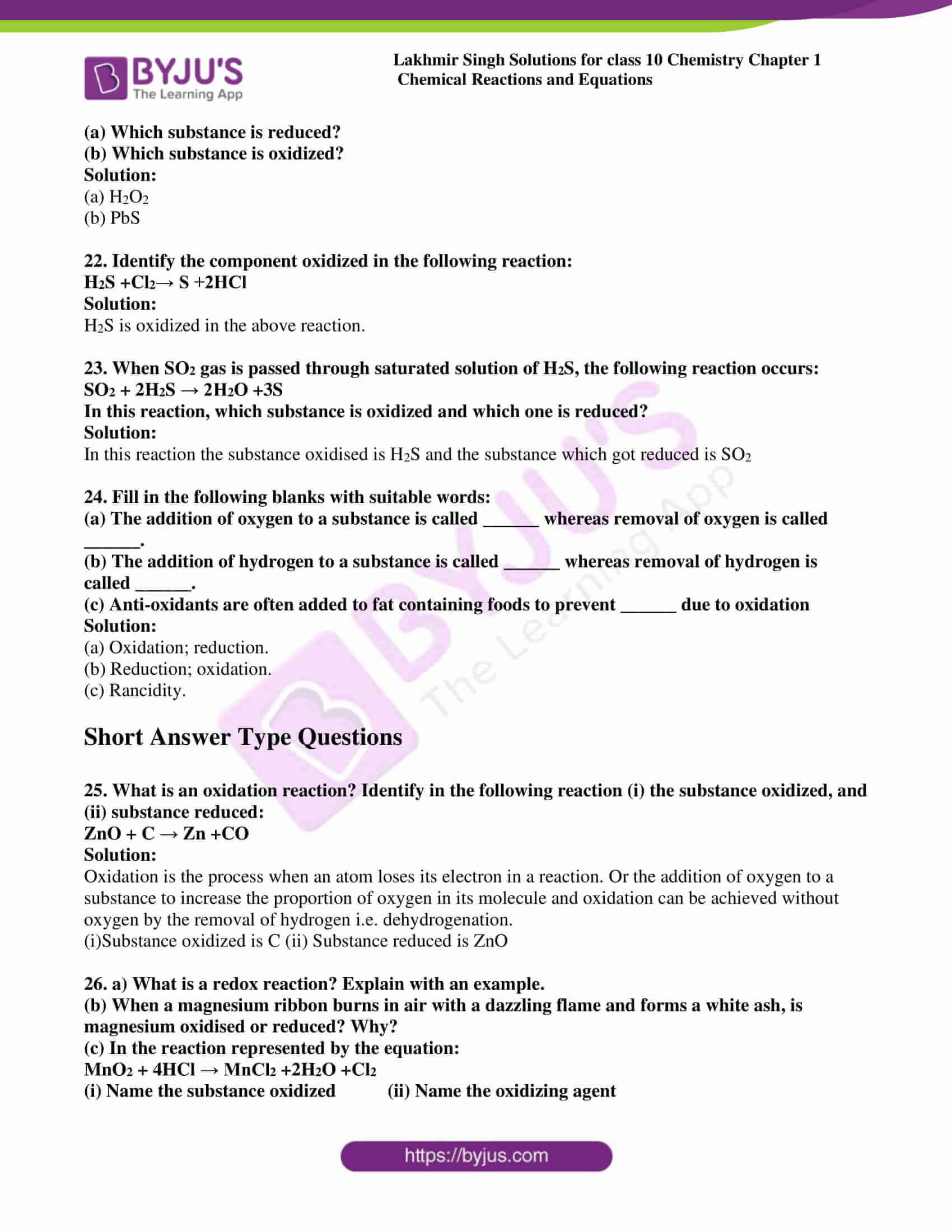 lakhmir singh sol class 10 che chapter 1 20