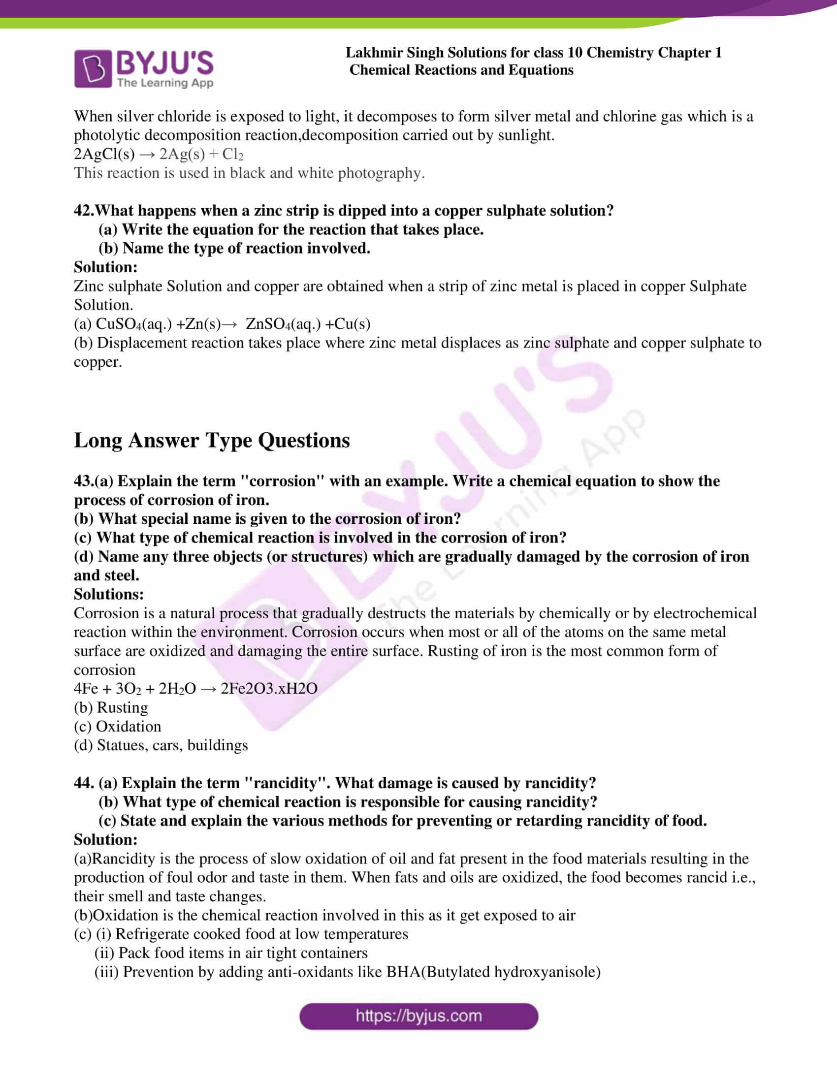 lakhmir singh sol class 10 che chapter 1 25