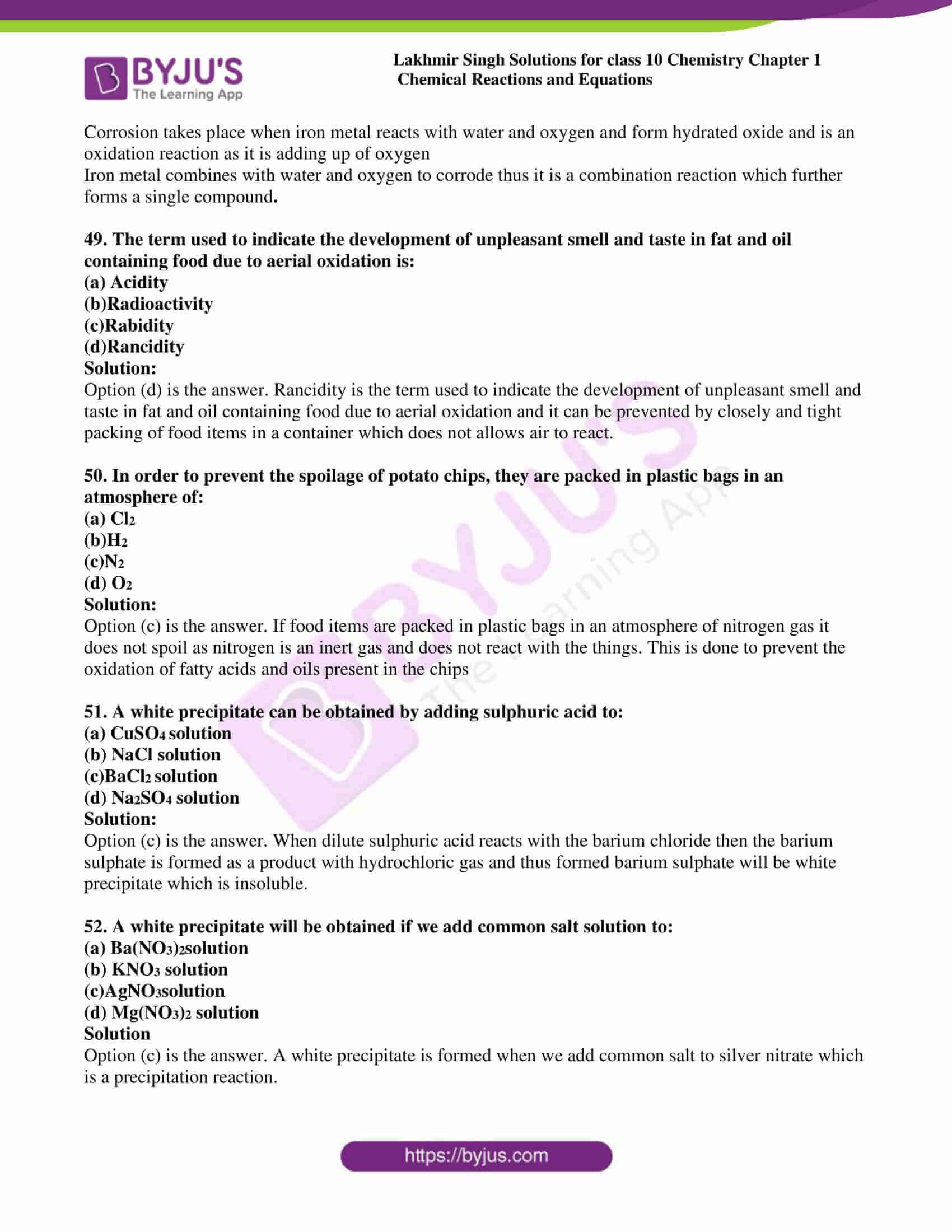 lakhmir singh sol class 10 che chapter 1 27