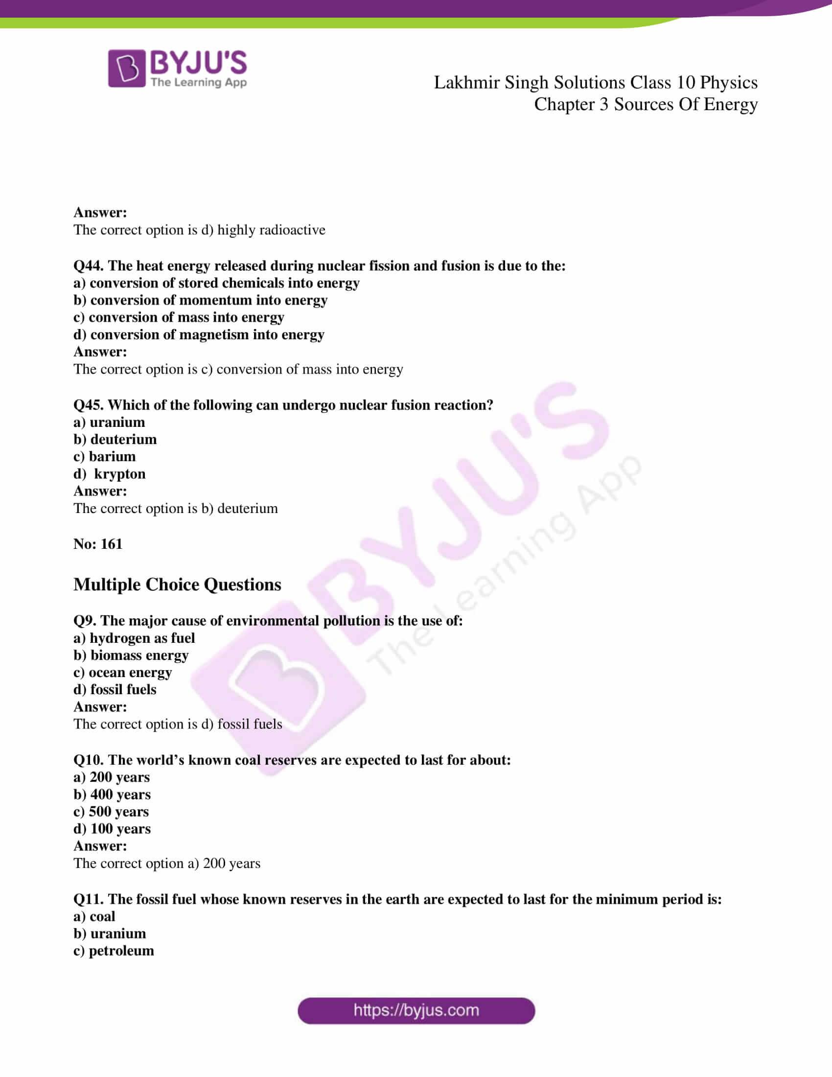lakhmir singh sol class 10 physics chapter 3 20