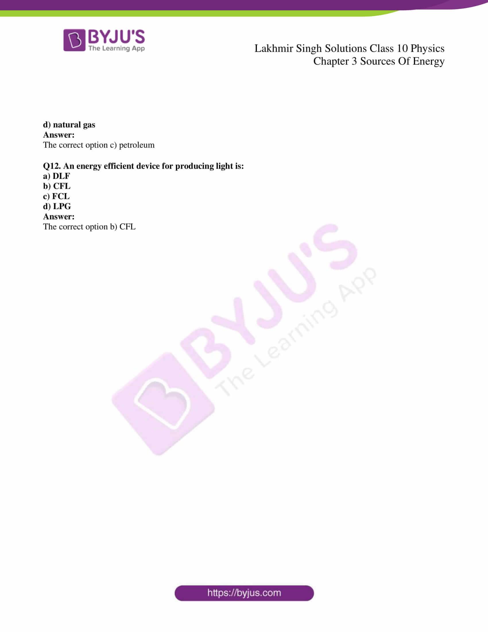 lakhmir singh sol class 10 physics chapter 3 21