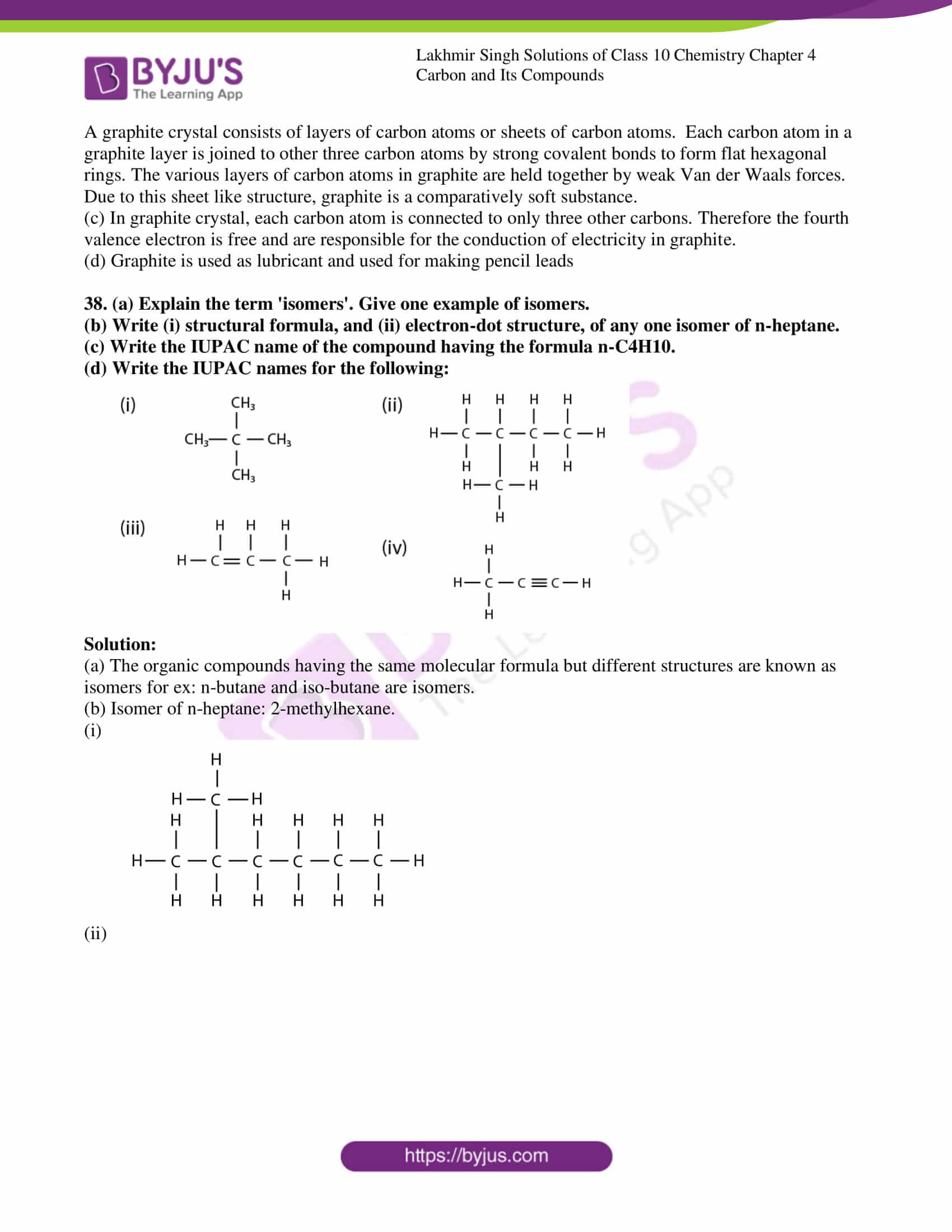 lakhmir singh solutions class 10 chemistry chapter 4 11