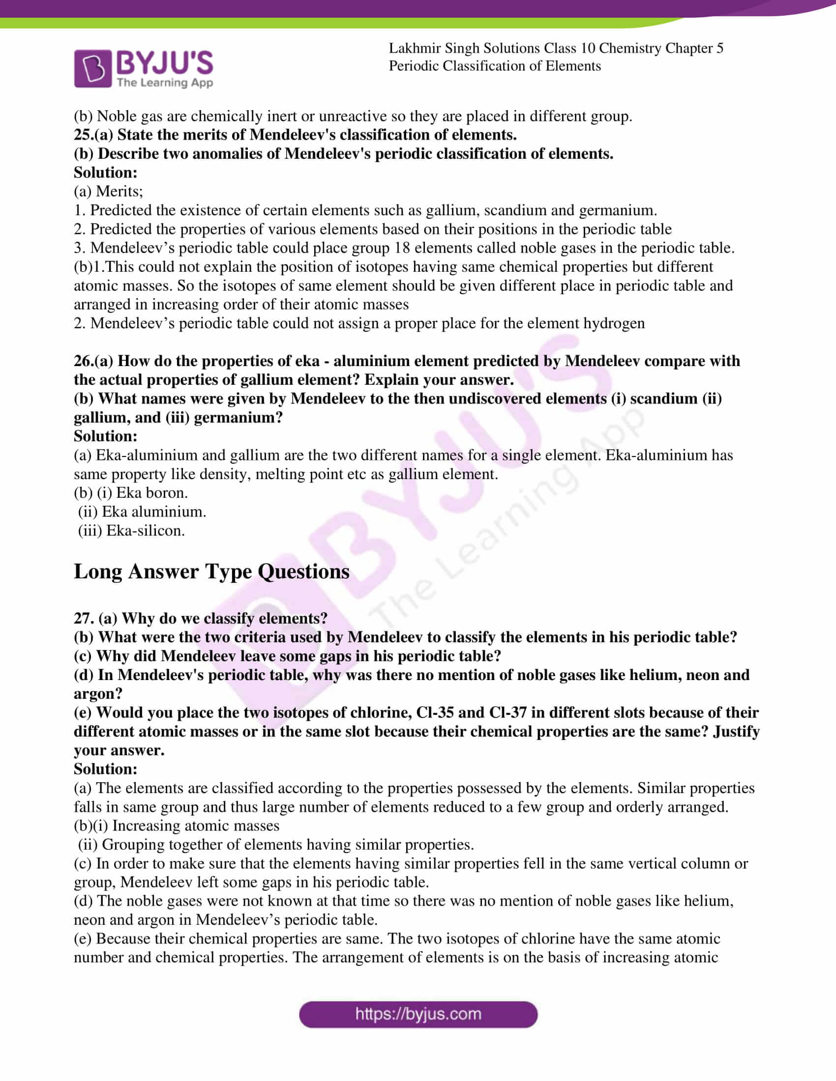lakhmir singh solutions class 10 chemistry chapter 5 06
