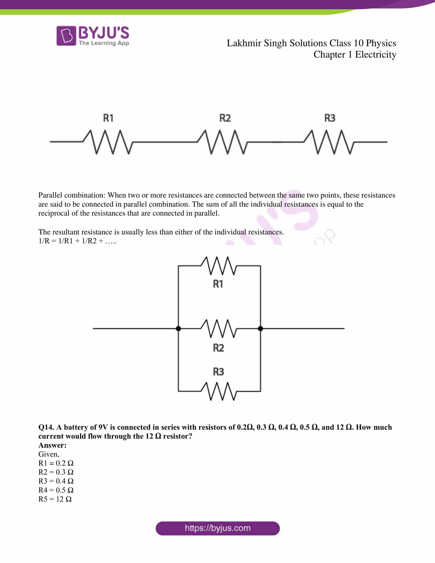 lakhmir singh solutions class 10 physics chapter 1 41