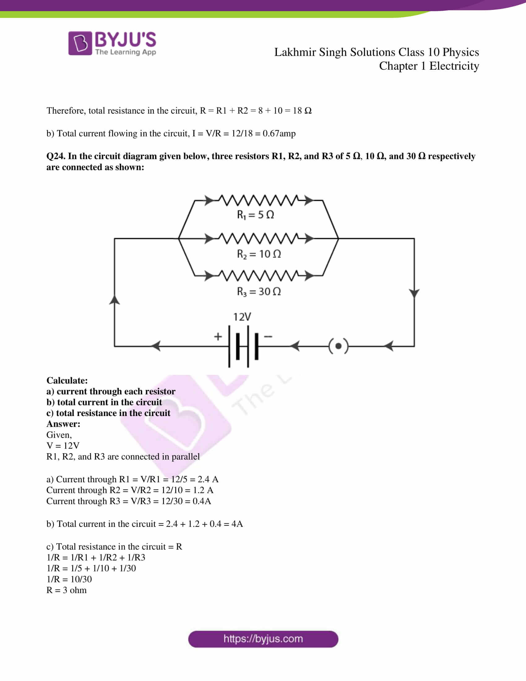 lakhmir singh solutions class 10 physics chapter 1 49