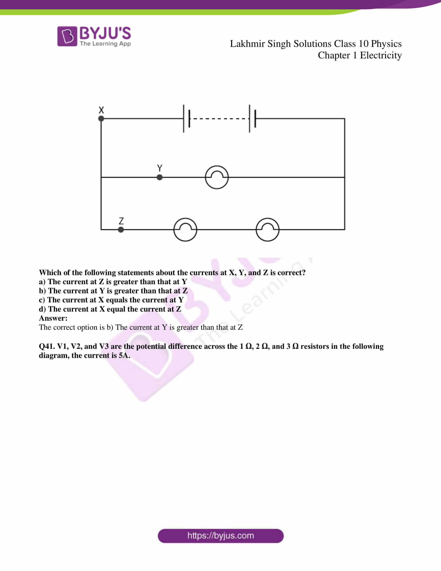 lakhmir singh solutions class 10 physics chapter 1 64