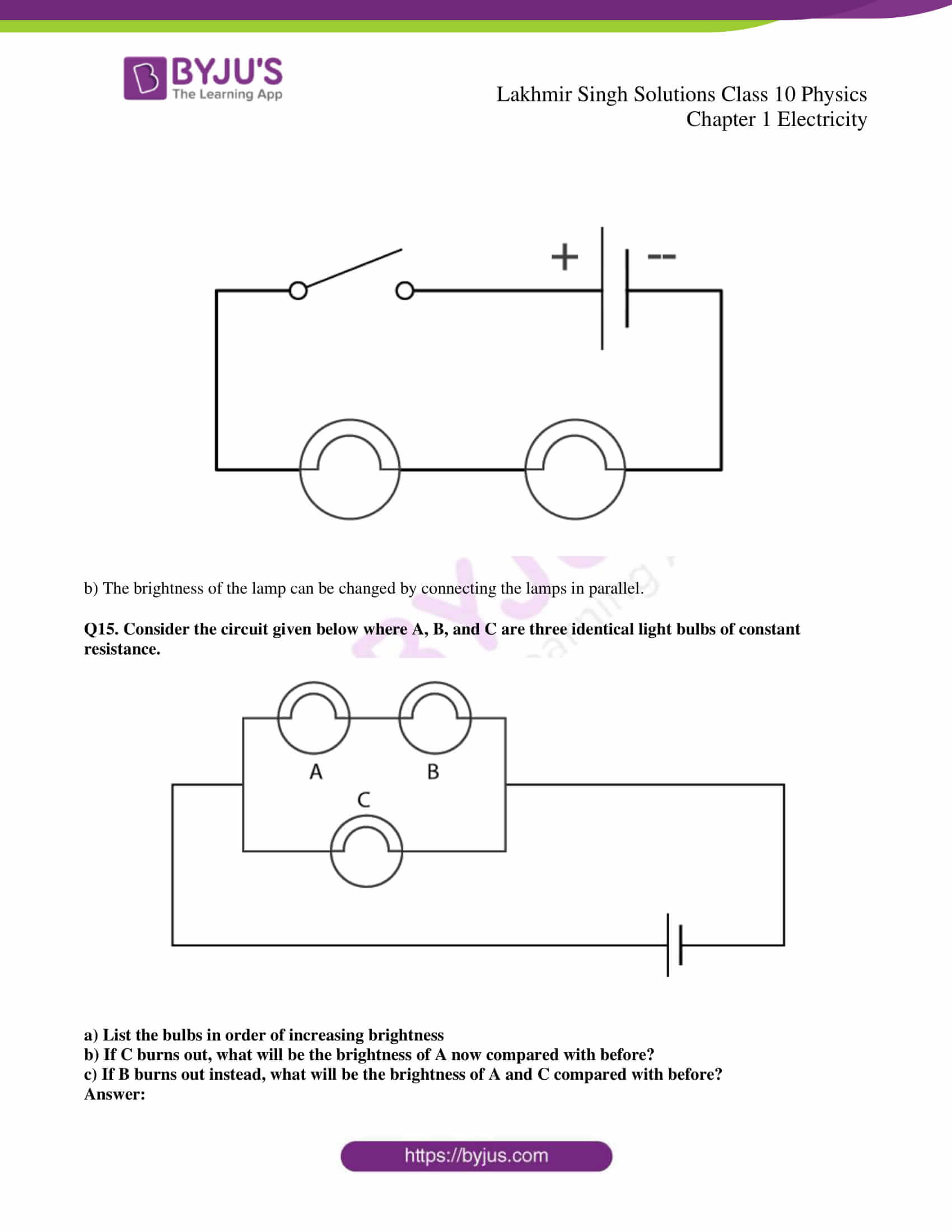 lakhmir singh solutions class 10 physics chapter 1 71