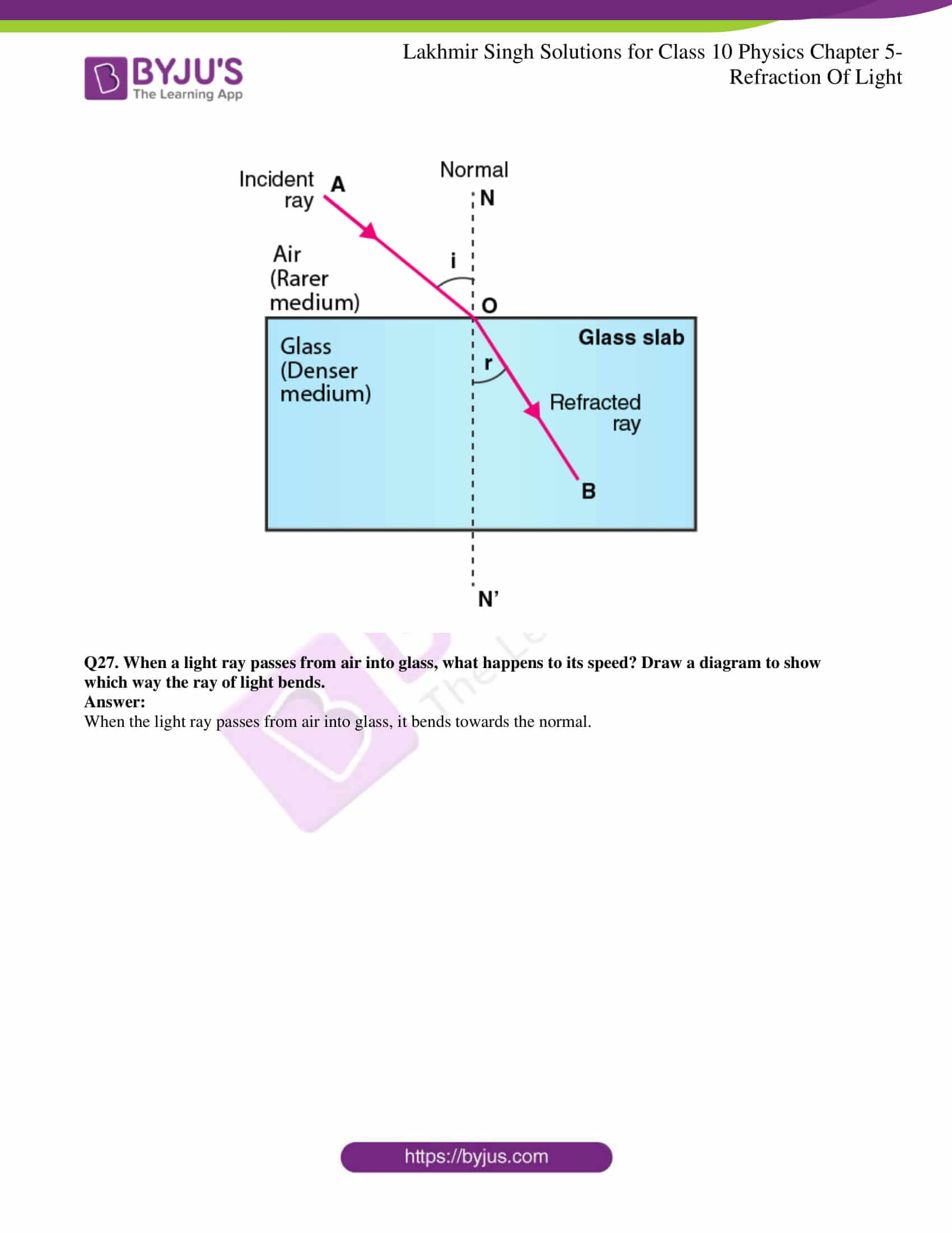 lakhmir singh solutions class 10 physics chapter 5 13