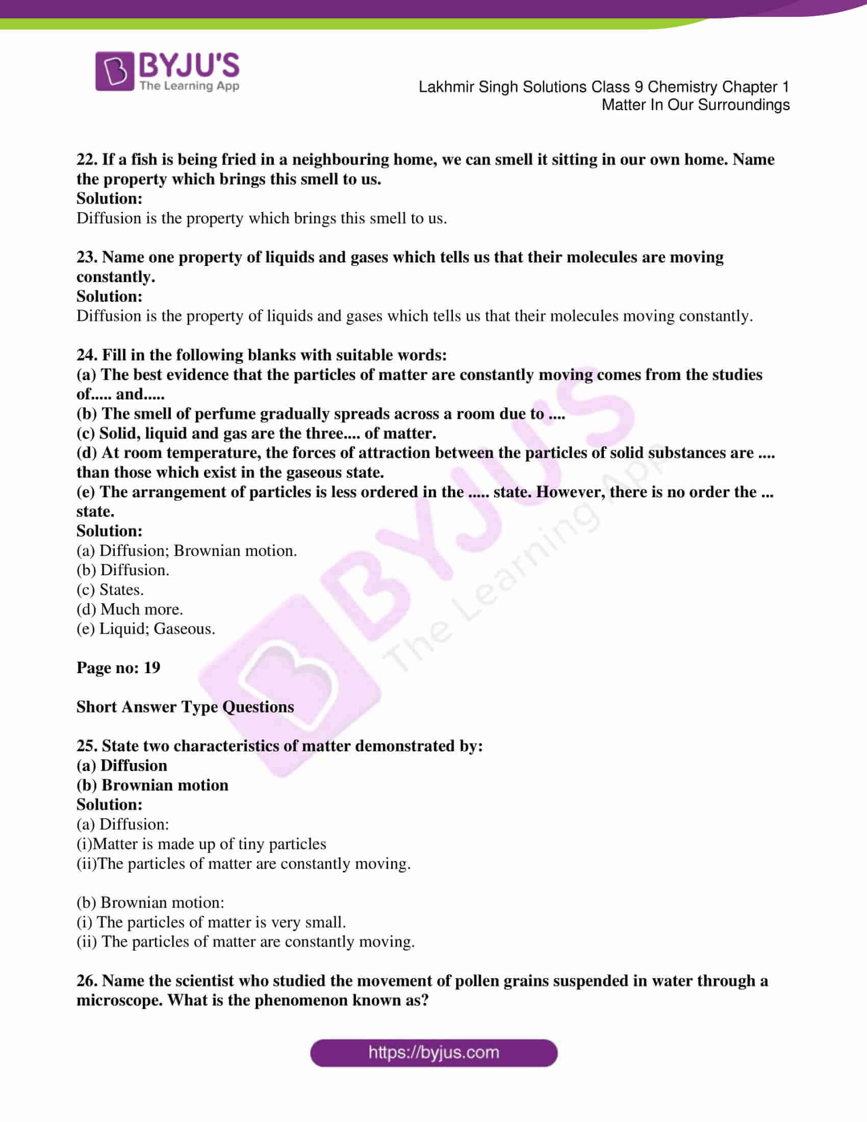 lakhmir singh solutions class 9 chemistry chapter 1 04