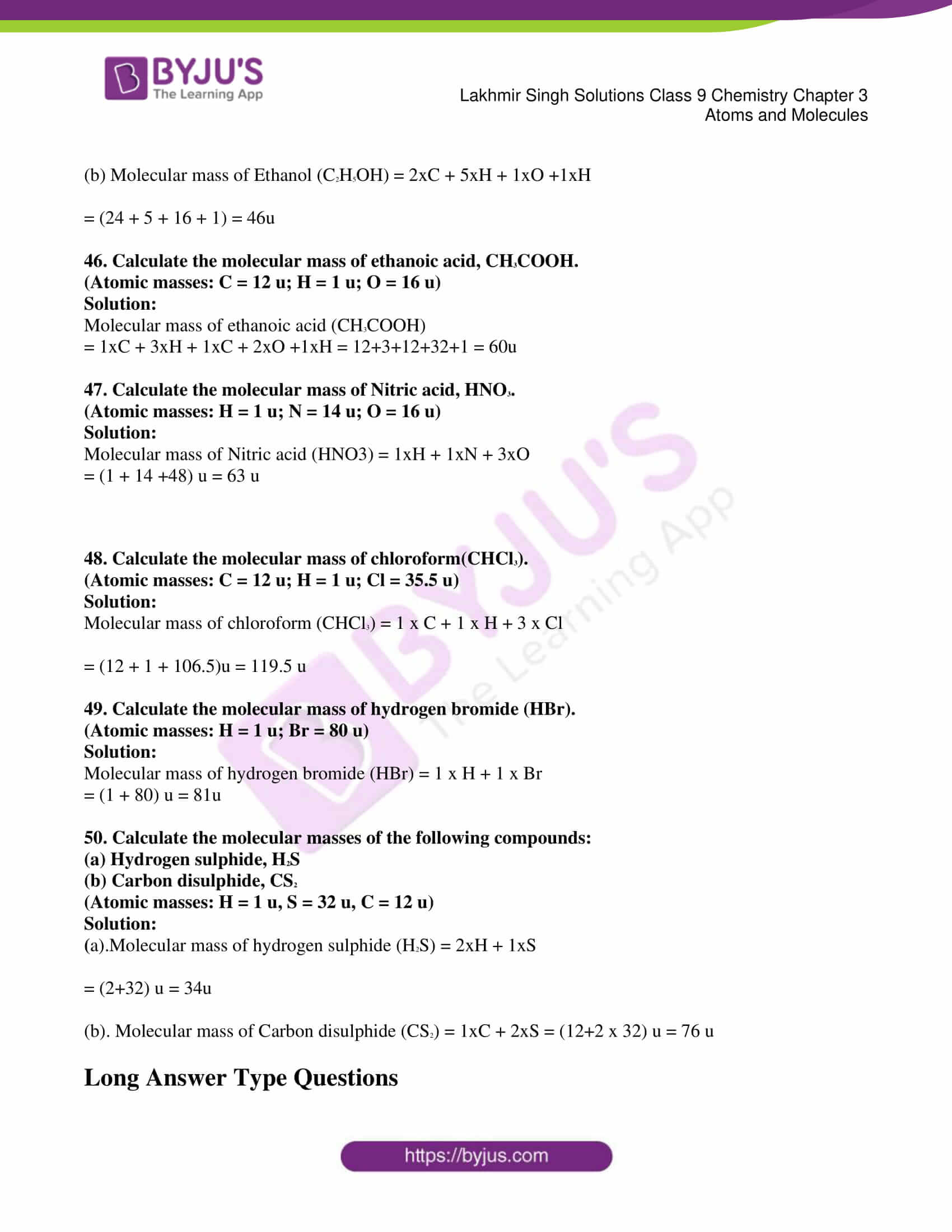 lakhmir singh solutions class 9 chemistry chapter 3 08