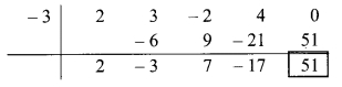 Maharashtra Board Class 9 Maths Solutions Chapter 3 Polynomials Practice Set 3.3 1c