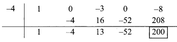Maharashtra Board Class 9 Maths Solutions Chapter 3 Polynomials Practice Set 3.3 1d