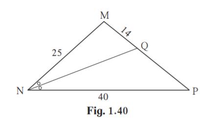 Maharashtra board Sol class 10 maths p2 chapter 1-10